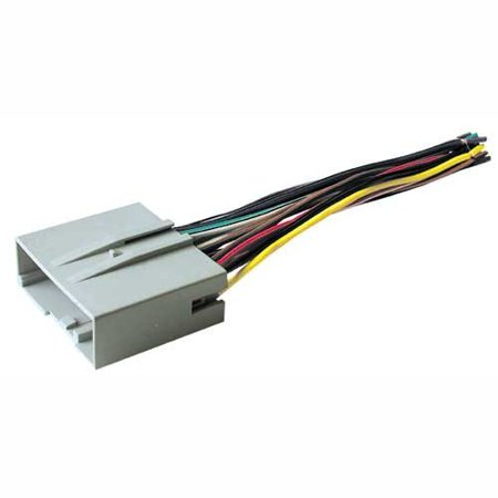 stereo wire harness ford f 150 07 08 2007 2008 car radio. Black Bedroom Furniture Sets. Home Design Ideas