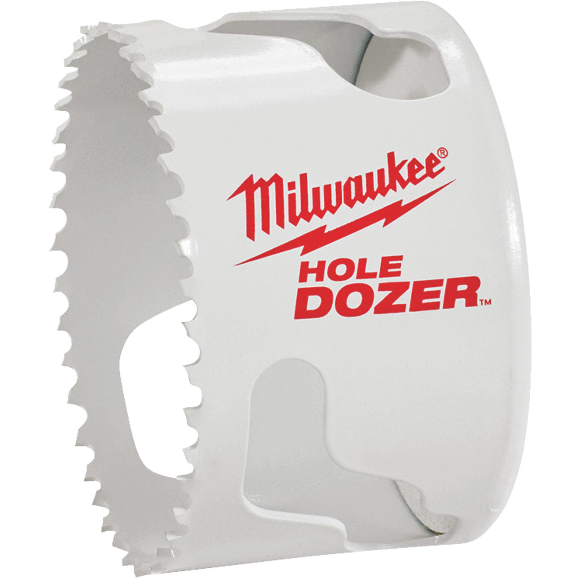"MILWAUKEE ELEC TOOL Hole Dozer Hole Saw 2-5/8"" 49-56-0158"