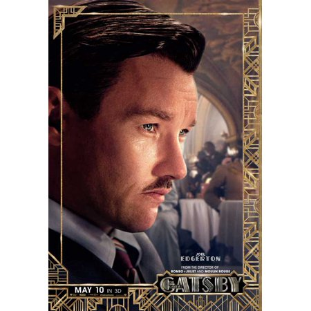 The Great Gatsby 3D (2013) 11x17 Movie Poster (Great Gatsby Movie Outfits)