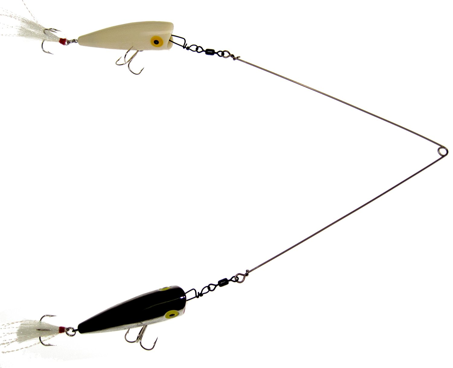 Yum Lures Yumbrella A Double-Up, 2 Wire by