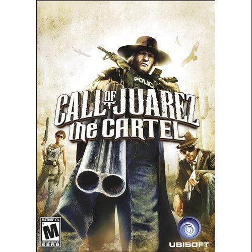 Ubisoft Call Of Juarez: The Cartel - First Person Shooter - Dvd-rom - Pc (68683)