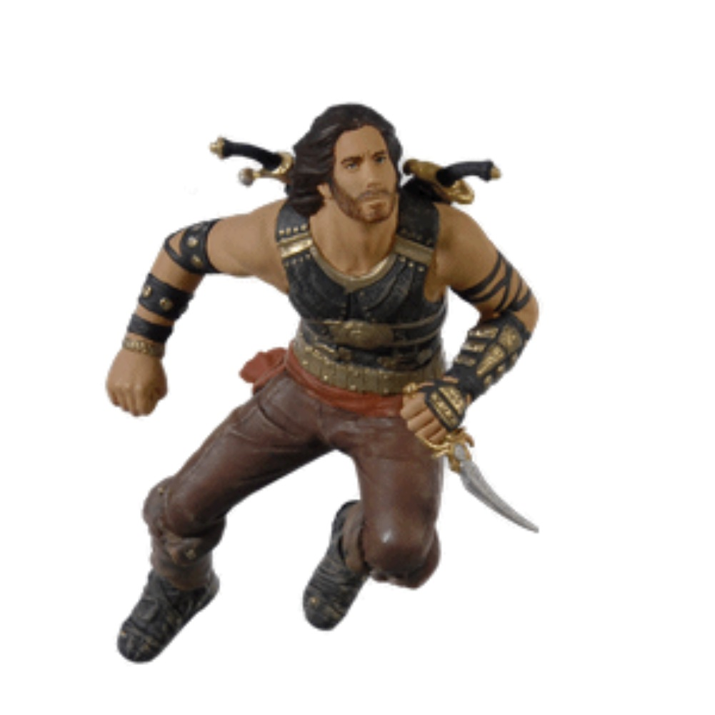 Hallmark Disney Prince of Persia Christmas Ornament