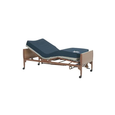 IVC Full Electric Bed Package with Solace Prevention Foam Mattress, 15