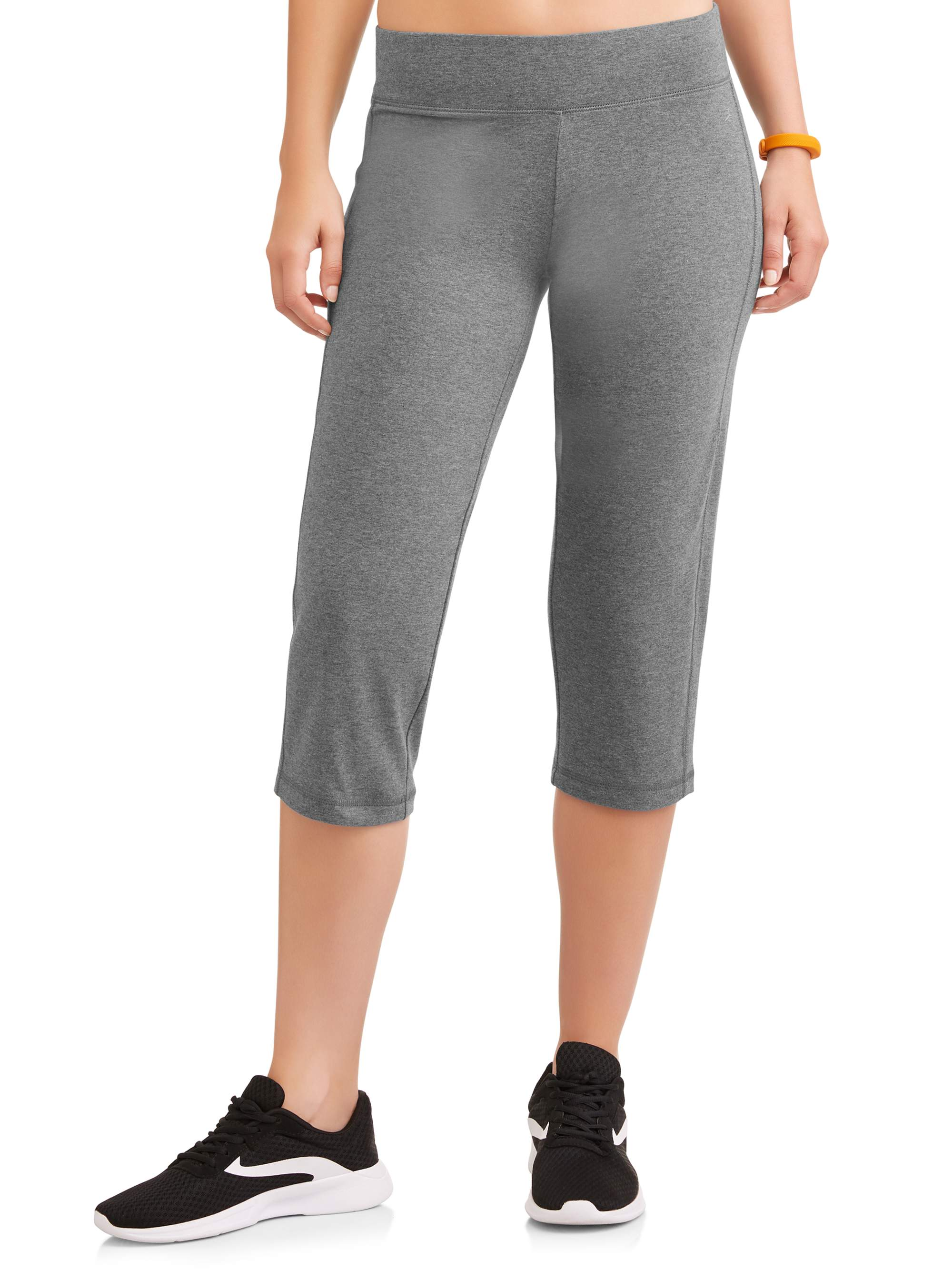 d03d485efbf65 Danskin - Women's Core Active Sleek Fit Crop Yoga Pant - Walmart.com