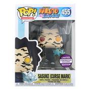 Naruto Funko POP! Animation Sasuke (Curse Mark) Vinyl Figure