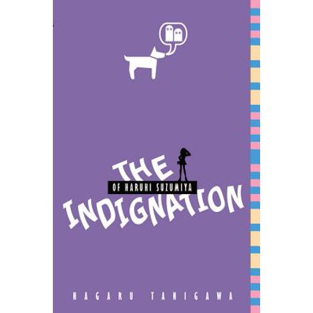 The Indignation of Haruhi Suzumiya (light novel)