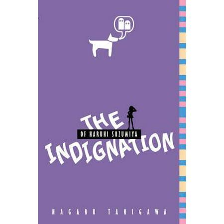 (The Indignation of Haruhi Suzumiya (light novel))