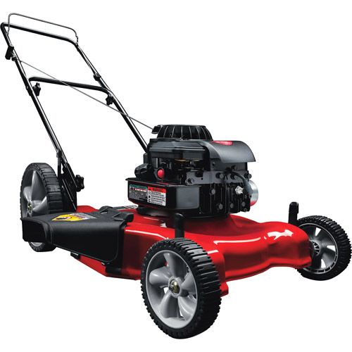 yard machine push mower reviews