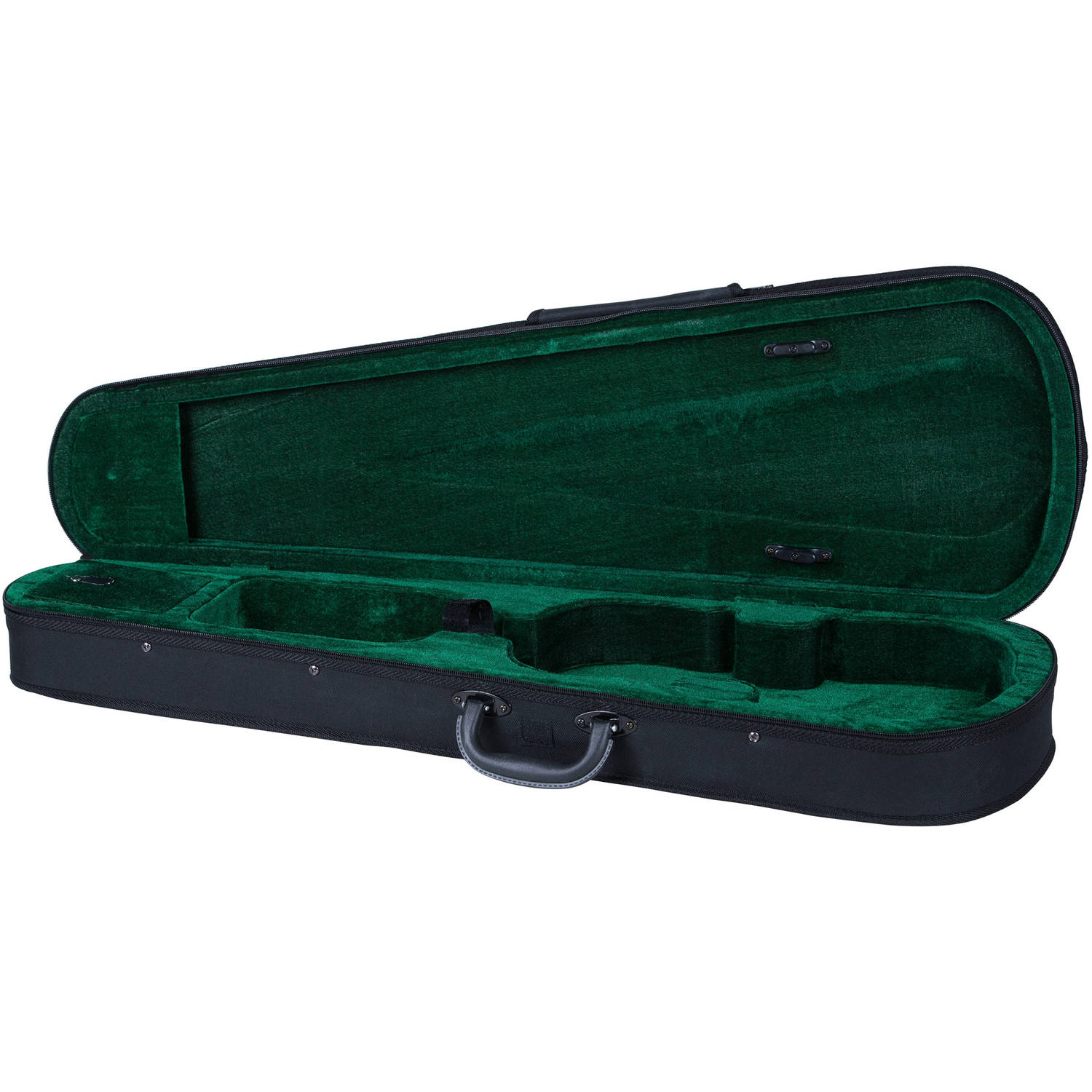 Featherweight C-3907 Violin Case, Semi-shaped, 1/4 Size
