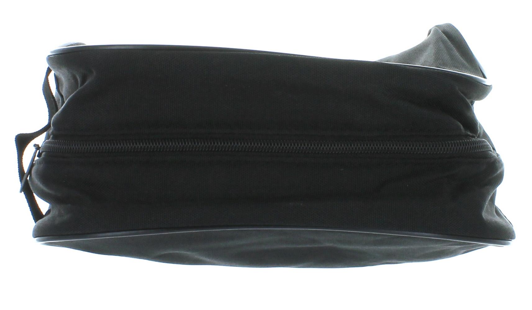 26b1649f5e32 Black Gillette Men s Travel Bag Toiletry Shave Case Bag Dopp Kit - Walmart .com
