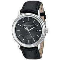 Raymond Weil 2847-STC-20001 Maestro Automatic Black Dial Men's Watch