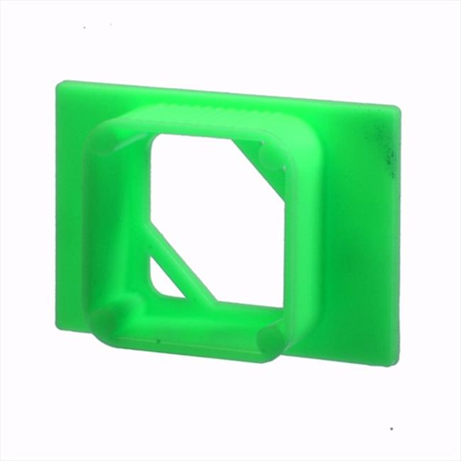 Bio Plas 6003 Embedding Rings - 500 pk - Green