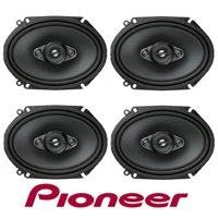 4) Pioneer TS-A6880F 350 Watt 6X8 5X7 2-Way Coaxial (2 PAIRS)** FAST SHIPPING!!!