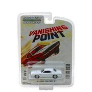 "1970 Dodge Challenger R/T White ""Vanishing Point"" (1971) Movie ""Hollywood"" Series 22 1/64 Diecast Model Car Greenlight"