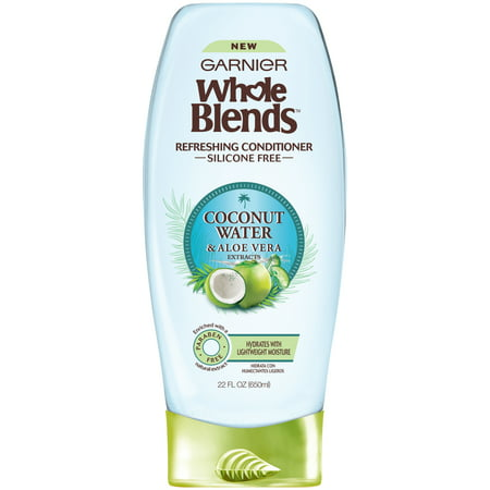 Garnier Whole Blends Coconut Water & Aloe Vera Extracts Refreshing Shampoo 22 fl. oz.