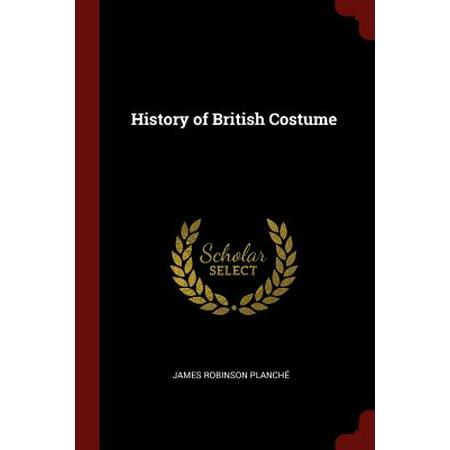 History of British Costume