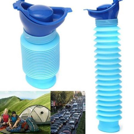 Muxika Portable Travel Male Female REUSABLE Camping Car Pee Urinal Urine Toilet