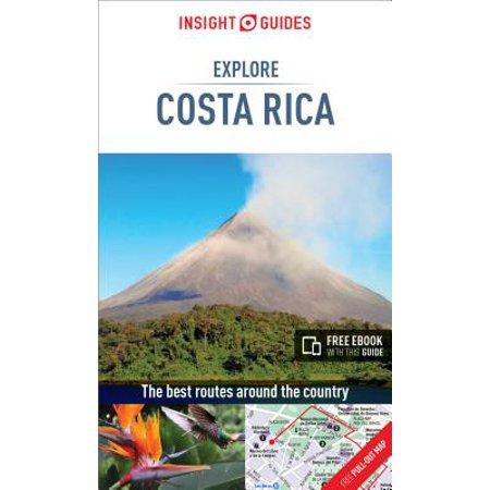 Insight Guides Explore Costa Rica: 9781786717917 ()