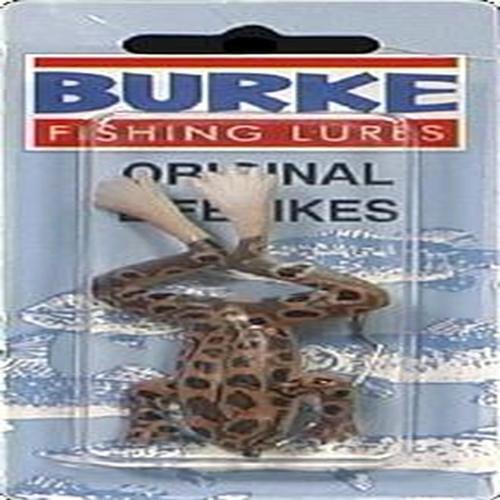Creme Lure Co. Large Wdls Frog Bullfrog (Brn) - 1700-162