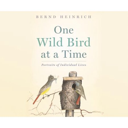 One Wild Bird at a Time: Portraits of Individual Lives -