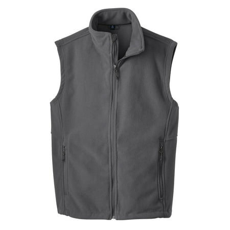 Fleece Print Vest - Gravity Threads Soft and Warm Fleece Vest