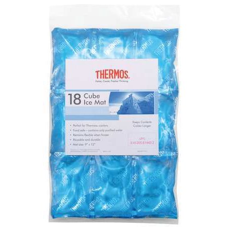 Thermos IP5018 Blue Ice Mat 18 Cube](Blue Ice Cubes)