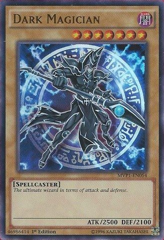 yu gi oh dark magician mvp1 en054 the dark side of dimensions