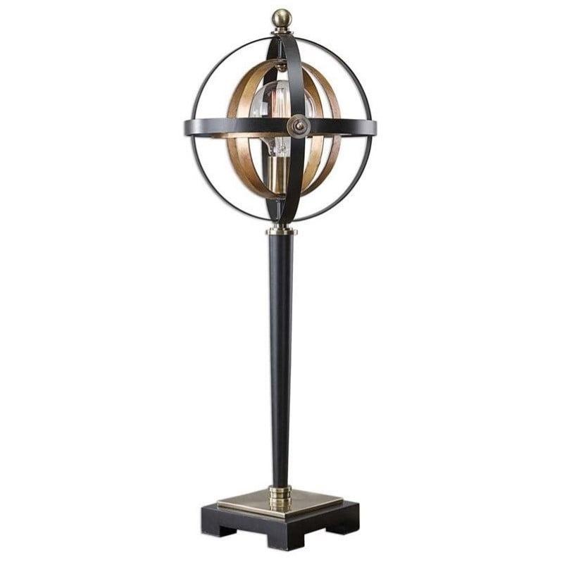 UTTERMOST Rondure Sphere Table Lamp 29212-1