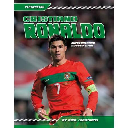 Cristiano Ronaldo: : International Soccer Star