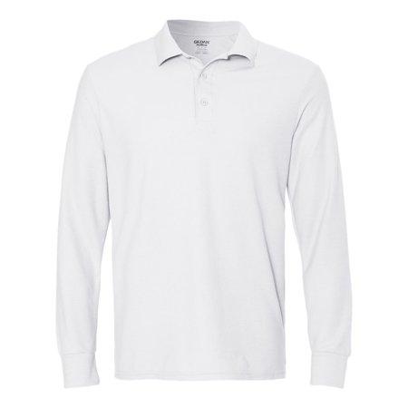 Gildan - DryBlend® Double Piqué Long Sleeve Sport Shirt - 72900 - IWPF State Long Sleeve Polo