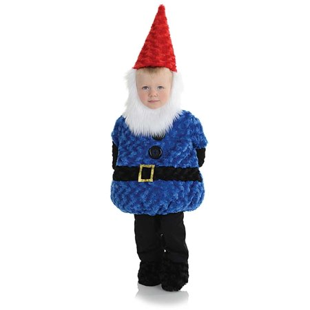 Garden Gnomes Costume (Toddler Garden Gnome Costume by Underwraps Costumes 26123,)