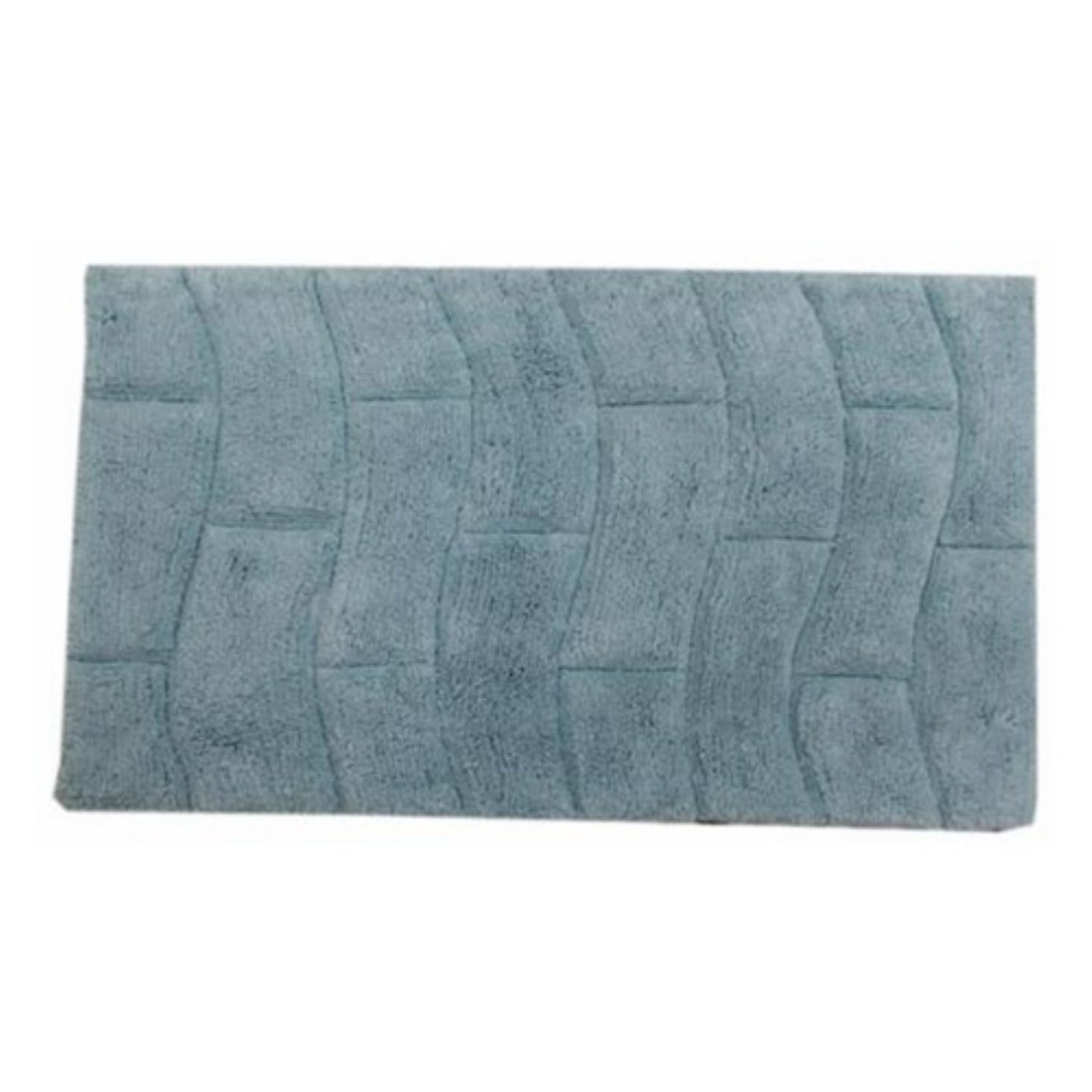 Elegance Collection New Tile Bath Rug