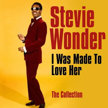 I Was Made to Love Her: Collection (CD)