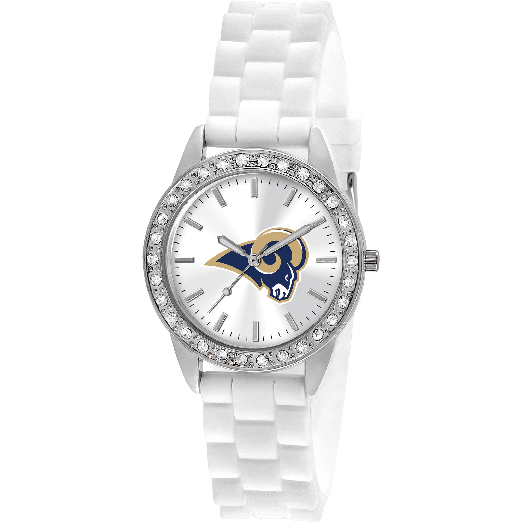 Game Time NFL Women's Los Angeles Rams Frost Series Watch