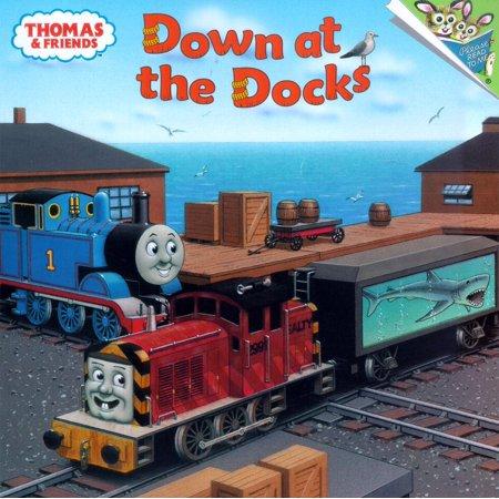 Thomas & Friends: Down at the Docks (Thomas & (Thomas And Friends Cranky At The Docks)