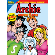 Archie Super 3-Pack (3 Double Digests) Summer 2019 Edition