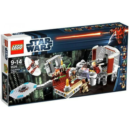 Lego Star Wars Palpatine's Arrest 9526 ()