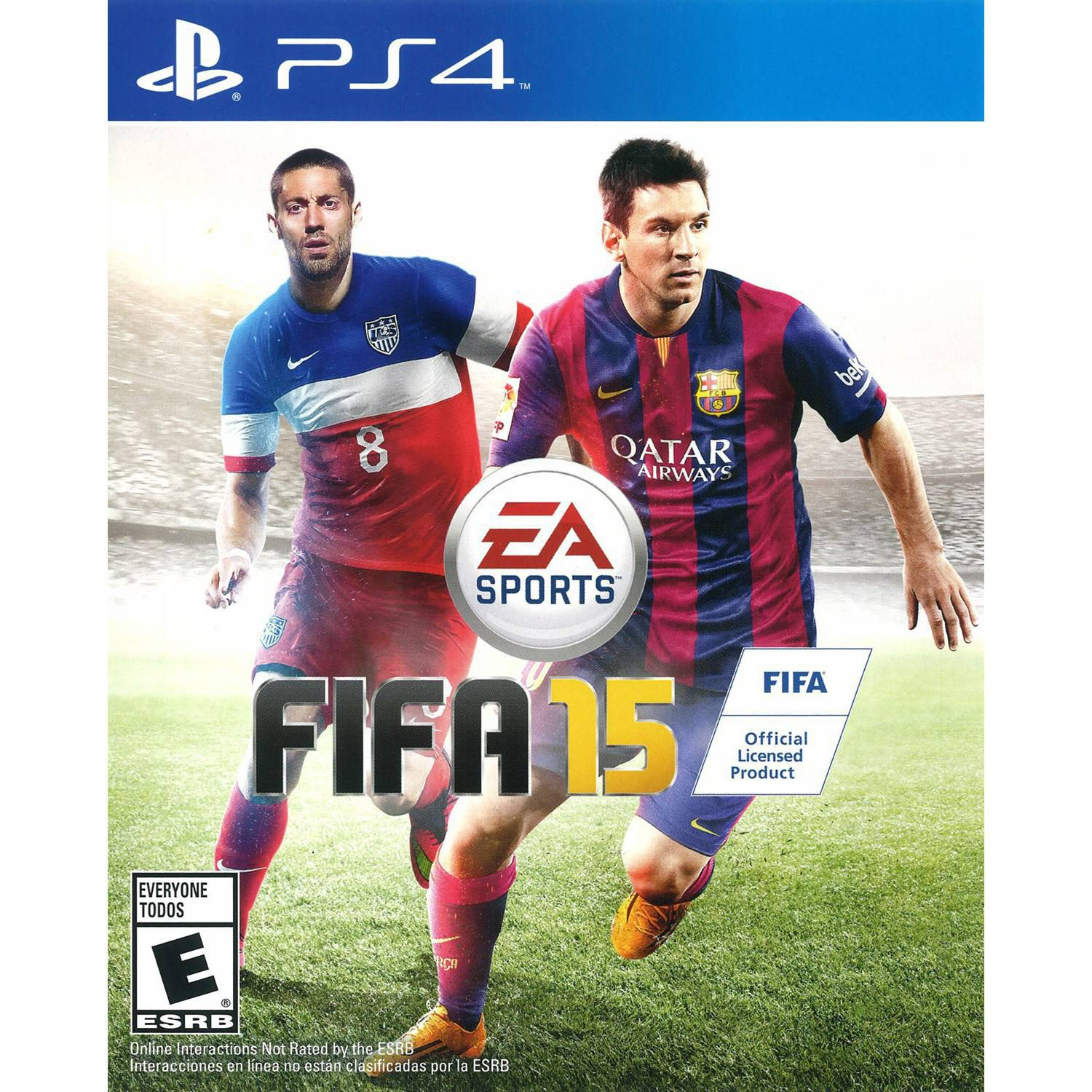 FIFA 15 (PS4) - Pre-Owned