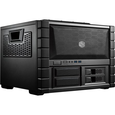Cooler Master HAF XB EVO High Air Flow Test Bench & LAN Box Mid-Tower Case,