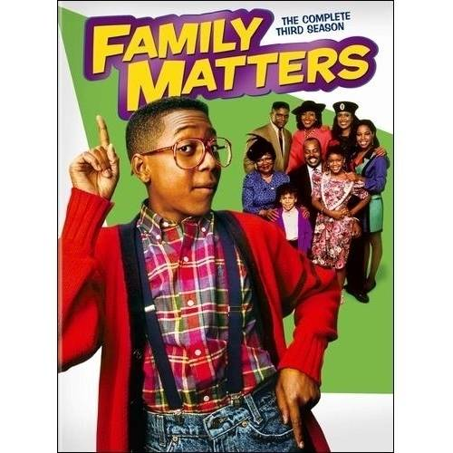 Family Matters: The Complete Third Season (Full Frame)
