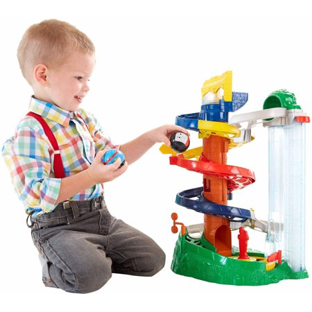 Fisher-Price Thomas & Friends Rail Rollers Spiral Station