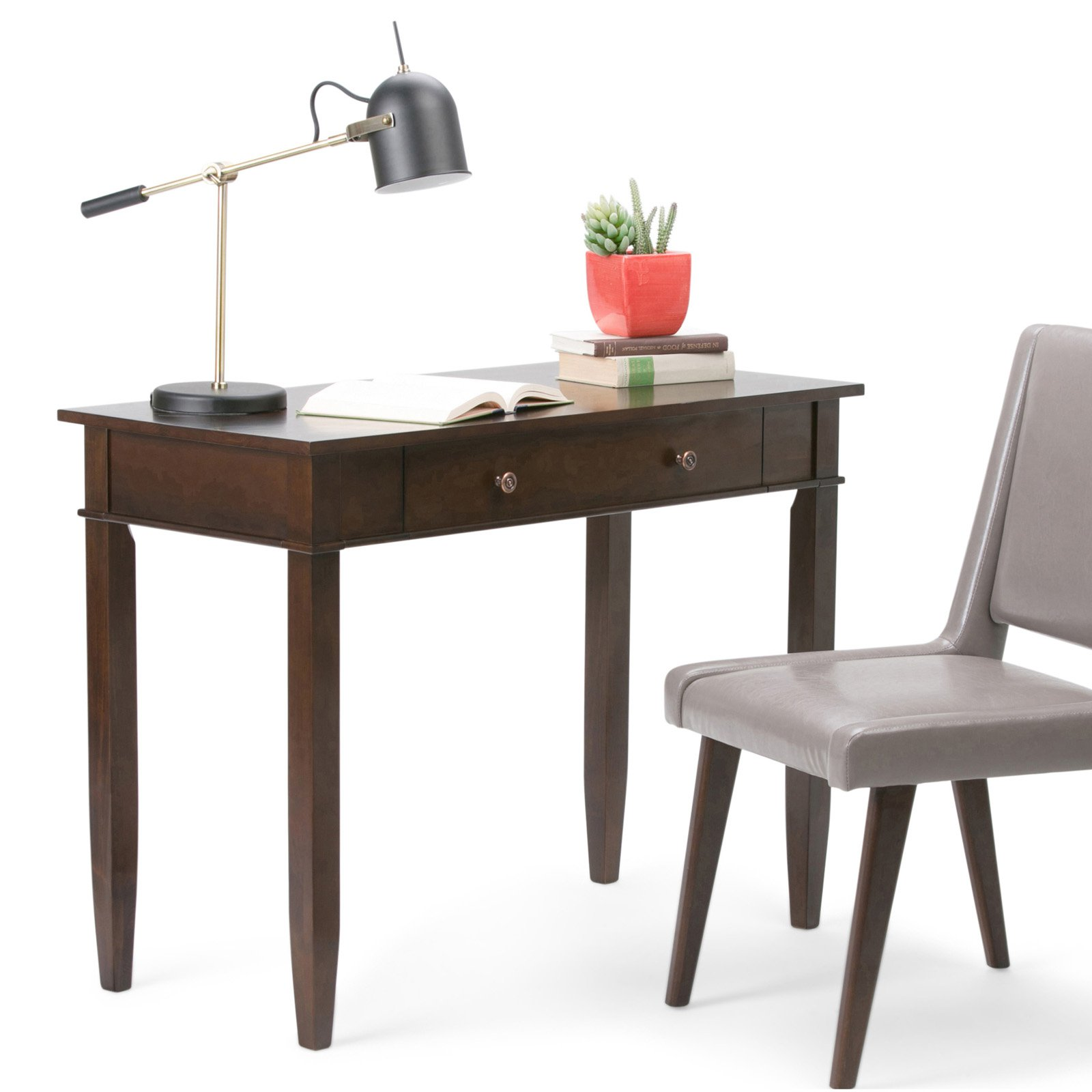 Simpli Home Carlton Home Office Desk