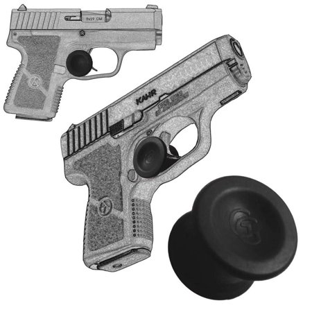 Garrison Grip Micro Trigger Stop Holster For Kahr CM40 Sub Compact 40 & Other Kahr Models (18) ()