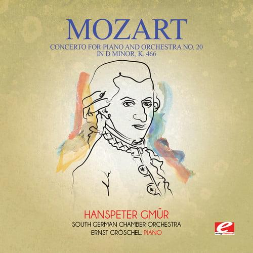 Concerto for Piano & Orchestra No. 20 in D minor K