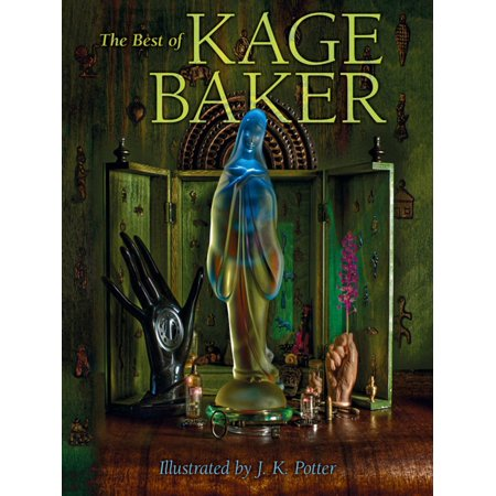 The Best of Kage Baker - eBook