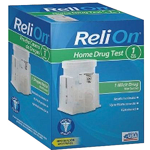 ReliOn 1 Panel Home Drug Test Kit