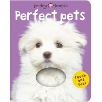 Bright Baby Touch & Feel Perfect Pets (Board Book)