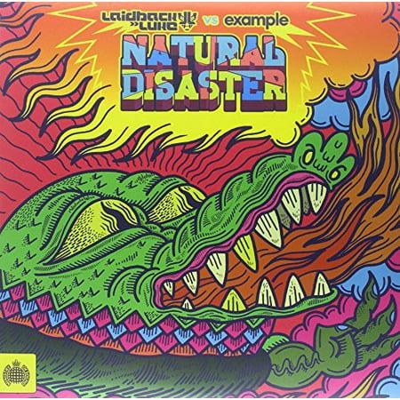 Natural disaster (originally performed by laidback luke vs example.