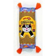 Fat Cat Kitty Hoots Big Mama`s Scratch-O-Rama Scratchy Mat, Colors Vary, Easiest scratching pad By Petmate