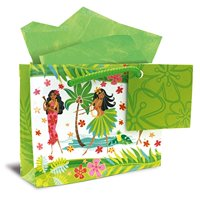 Hawaiian Mini Gift Bag 6 Pack Hula Honeys
